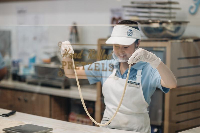 Auntie Anne's chiêu mộ đồng đội cho các cửa hàng tại Hà Nội